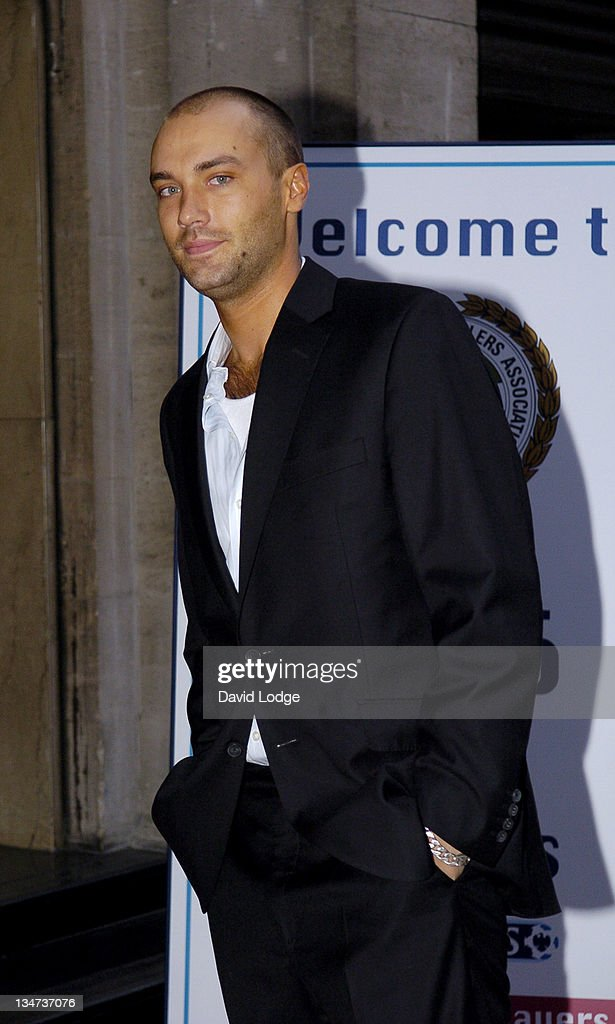 Professional Footballers' Association Awards - Arrivals
