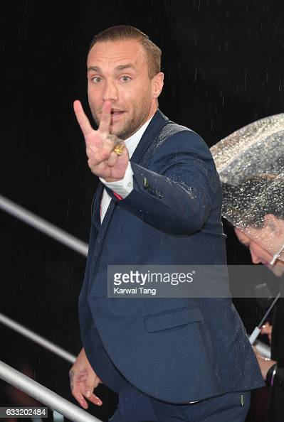 Calum Best is the 10th housemate evicted from the Celebrity Big Brother House at Elstree Studios on January 31 2017 in Borehamwood England