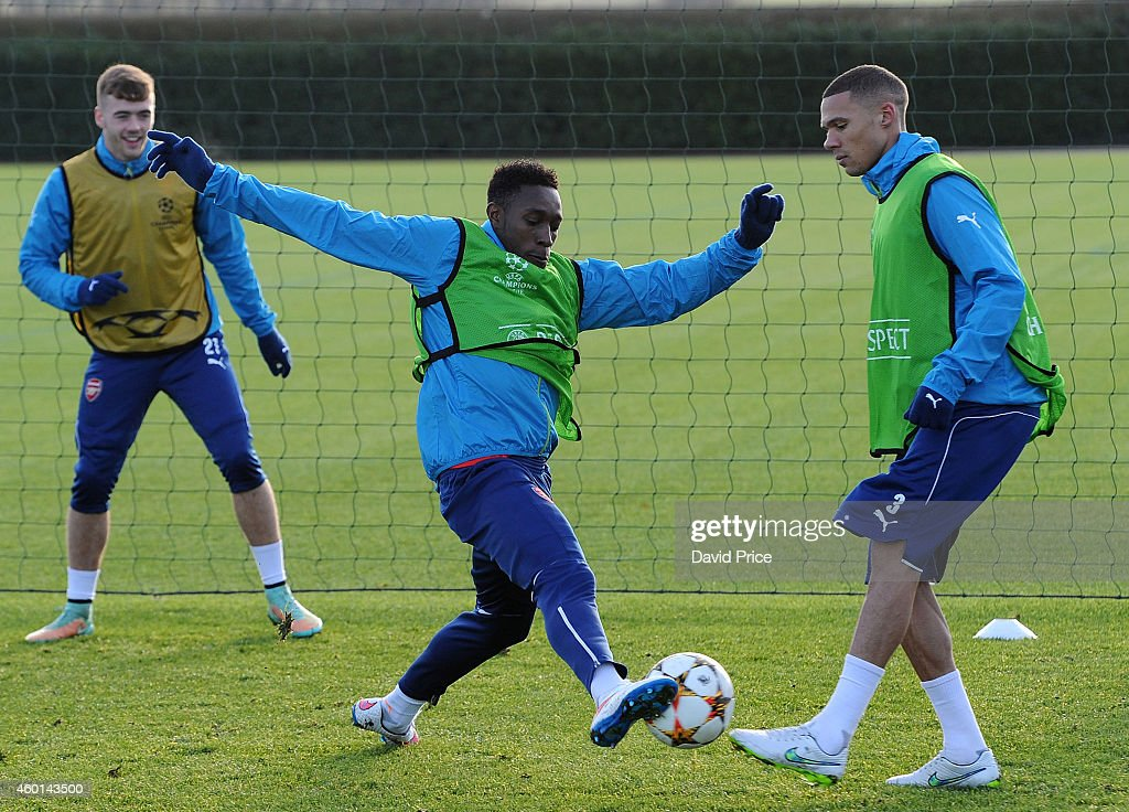 Arsenal Training Session