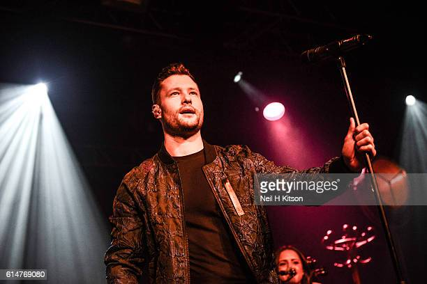 Calum Scott performs at O2 Academy Sheffield on October 13 2016 in Sheffield England