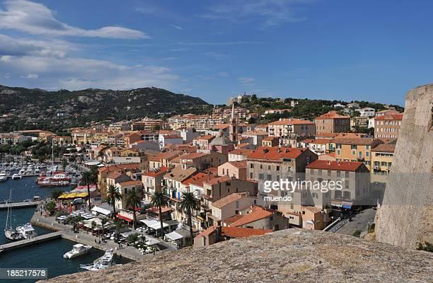 Calvi Harbour, Corse, France
