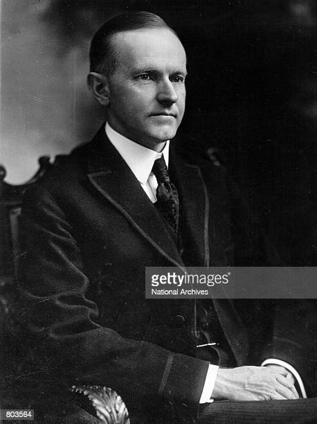 Calvin Coolidge thirtieth President of the United States serving from 1923 to 1929