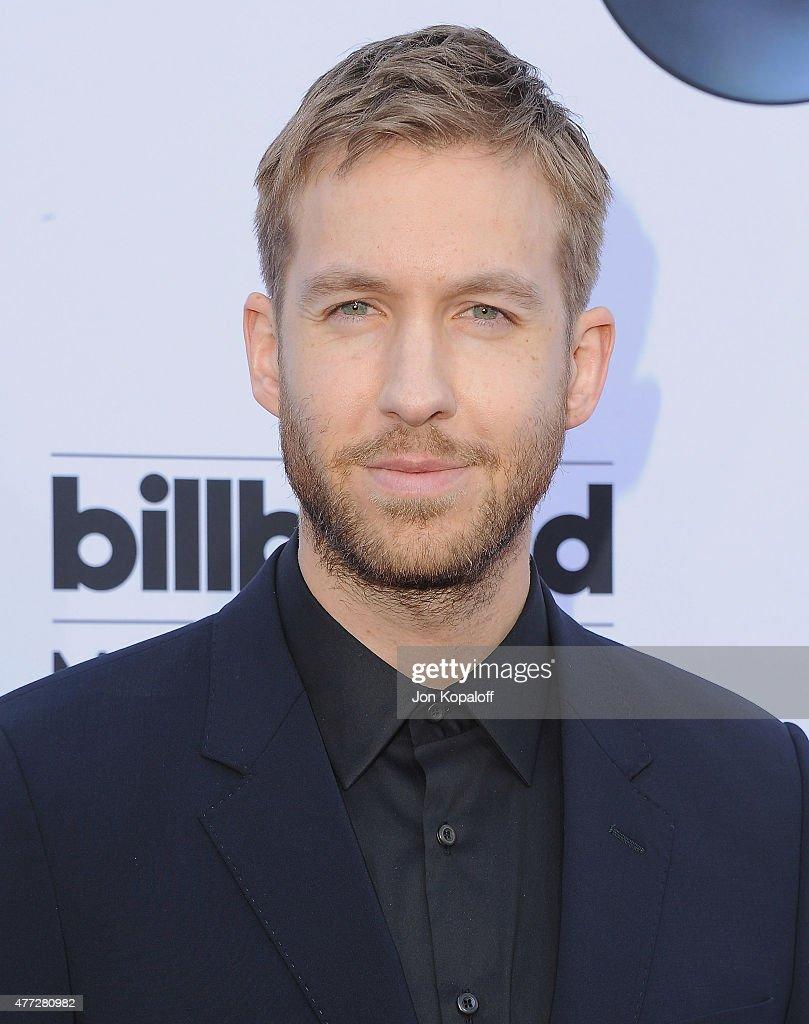 <a gi-track='captionPersonalityLinkClicked' href=/galleries/search?phrase=Calvin+Harris&family=editorial&specificpeople=4412722 ng-click='$event.stopPropagation()'>Calvin Harris</a> arrives at the 2015 Billboard Music Awards at MGM Garden Arena on May 17, 2015 in Las Vegas, Nevada.