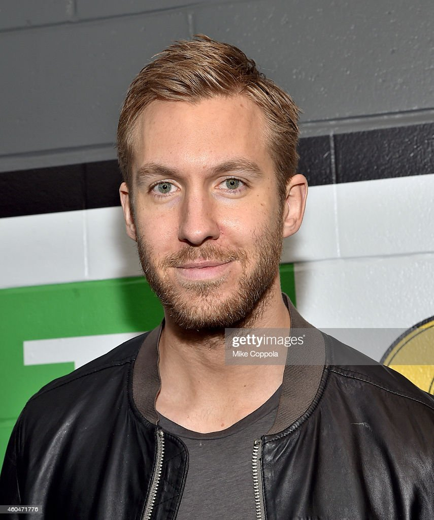 <a gi-track='captionPersonalityLinkClicked' href=/galleries/search?phrase=Calvin+Harris&family=editorial&specificpeople=4412722 ng-click='$event.stopPropagation()'>Calvin Harris</a> attends KISS 108's Jingle Ball 2014, presented by Market Basket Supermarkets at TD Garden on December 14, 2014 in Boston, Massachusetts.