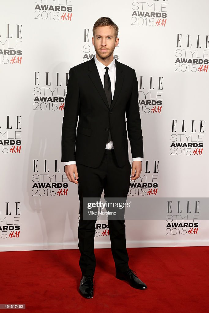 <a gi-track='captionPersonalityLinkClicked' href=/galleries/search?phrase=Calvin+Harris&family=editorial&specificpeople=4412722 ng-click='$event.stopPropagation()'>Calvin Harris</a> attends the Elle Style Awards 2015 at Sky Garden @ The Walkie Talkie Tower on February 24, 2015 in London, England.