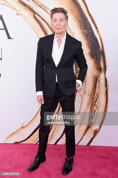 Calvin Klein attends the 2016 CFDA Fashion Awards at the Hammerstein Ballroom on June 6 2016 in New York City