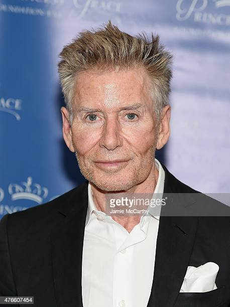 Calvin Klein attends the Princess Grace FoundationUSA NY Special Summer 2015 Screening of REAR WINDOW at The Academy Theater on June 10 2015 in New...