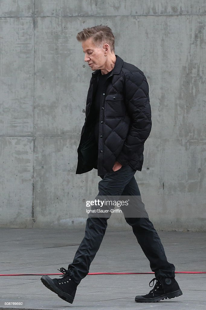 Calvin Klein is seen on February 06, 2016 in New York City.
