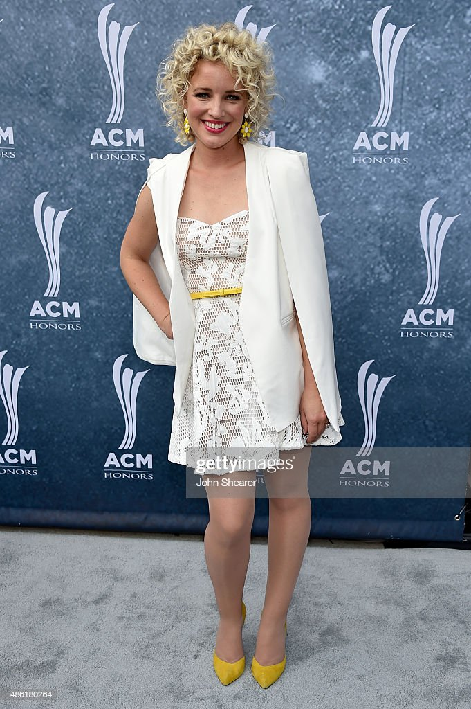 Cam attends the 9th Annual ACM Honors at the Ryman Auditorium on September 1 2015 in Nashville Tennessee