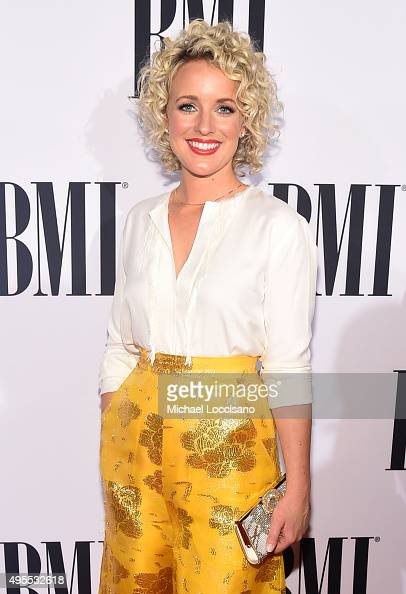 Cam attends the BMI 2015 Country Awards at BMI on November 3 2015 in Nashville Tennessee