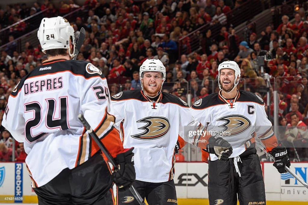 Anaheim Ducks v Chicago Blackhawks - Game Three