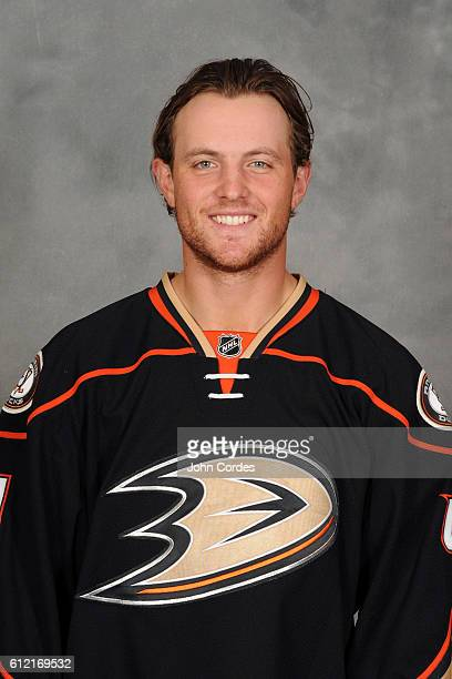 Cam Fowler of the Anaheim Ducks poses for his official headshot for the 20162017 season on September 22 2016 at Honda Center in Anaheim California