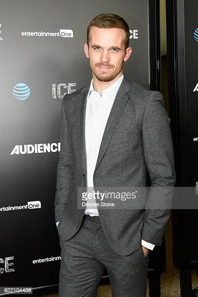 Cam Gigandet attends the premiere of Audience Network's 'Ice' at ArcLight Cinemas on November 9 2016 in Hollywood California