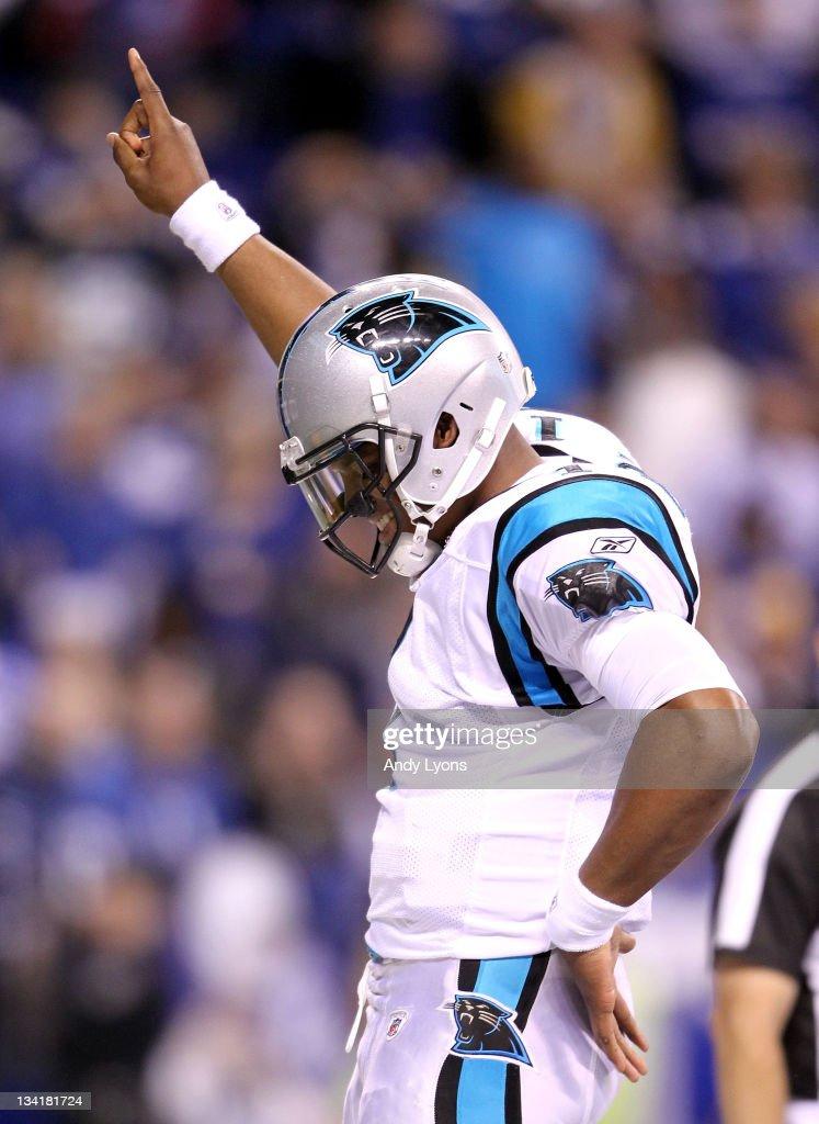 Carolina Panthers v Indianapolis Colts : News Photo