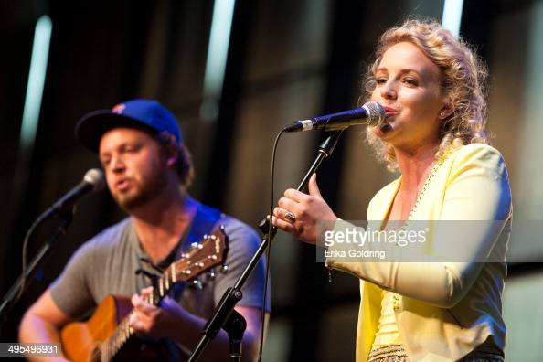 Cam performs during Hot Nights At The Hall Presented By XFINITY at Country Music Hall of Fame and Museum on June 3 2014 in Nashville Tennessee
