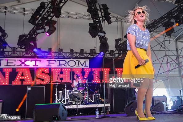 Cam performs on stage during the Watershed Music Festival at The Gorge on July 31 2015 in George Washington