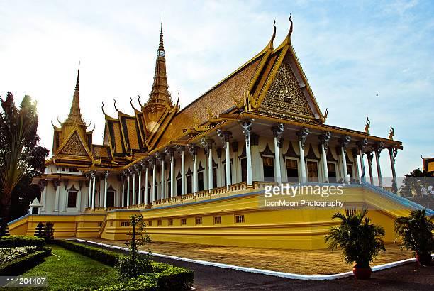 Cambodia reoyal palace