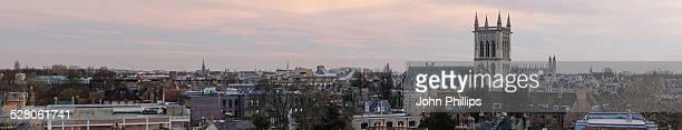 Cambridge panorama