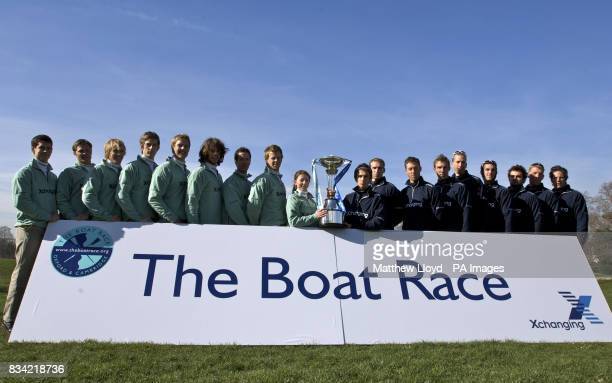 Cambridge rowing team members Colin Scott Timothy Trevor Perkins Henry David Patrick Pelly Tobias Benjamin Maxwell Garnett Peter Marsland Thomas...