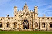 Cambridge University - England