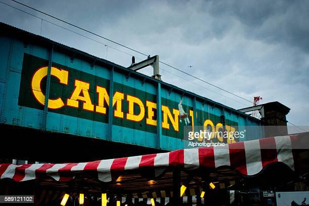 Camden Lock Sign