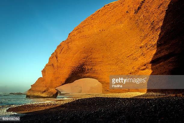 Camel Legzira de Sidi Ifni, Maroc Afrique du Nord