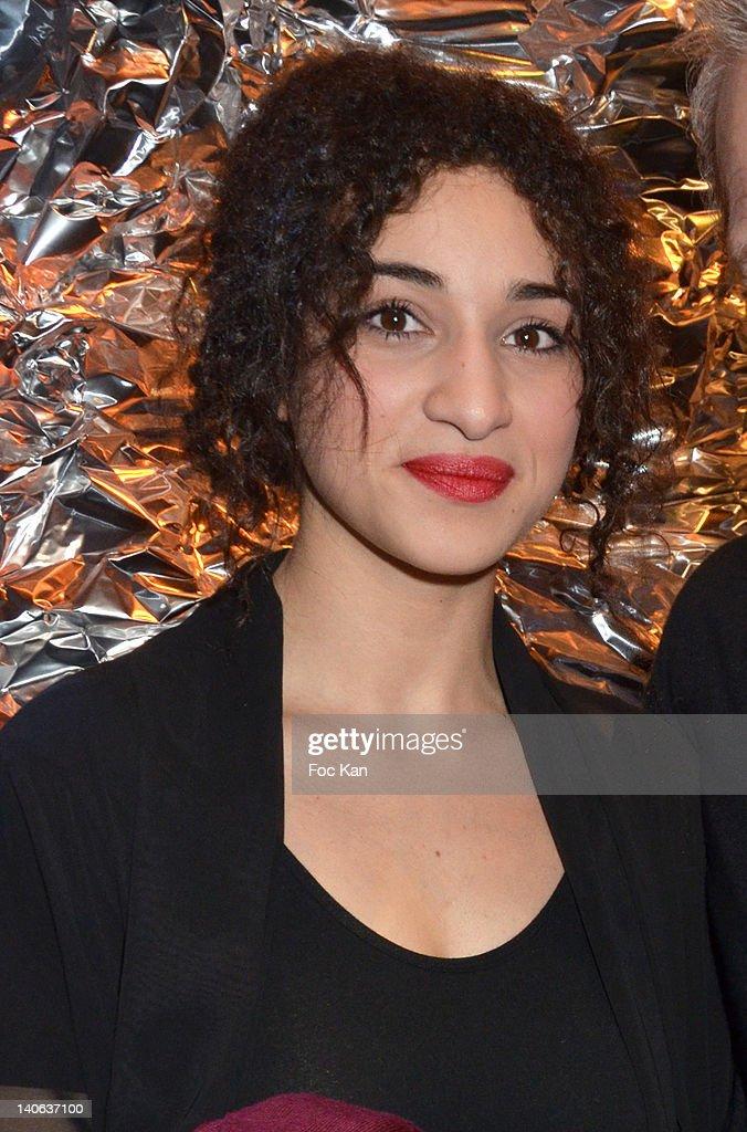 Jean-Paul Gaultier: Front Row - Paris  Fashion Week Womenswear Fall/Winter 2012