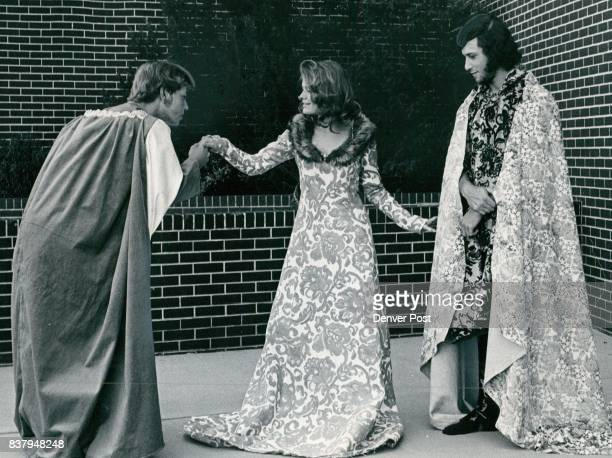 JUL 13 1972 JUL 18 1972 JUL 19 1972 'Camelot' Opens July 25 At George Washington High School Cast members include Chuck Wharton left Nancy Cooper and...