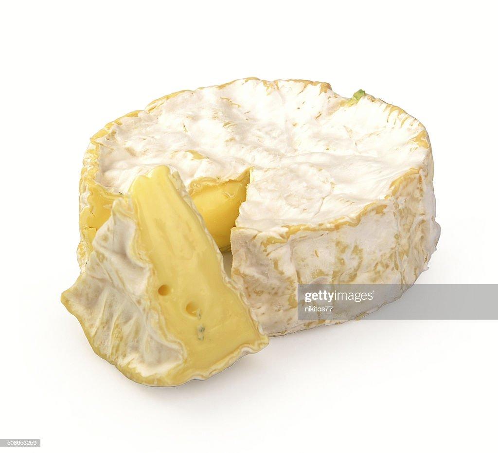 camembert cheese : Stock Photo