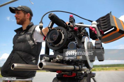 HD Camera and DP