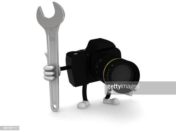 Camera character