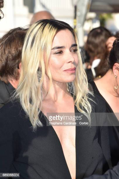 Camera d'Or jury member Elodie Bouchez attends the Closing Ceremony during the 70th annual Cannes Film Festival at Palais des Festivals on May 28...