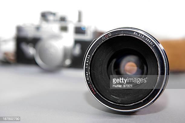 Camera focus on past