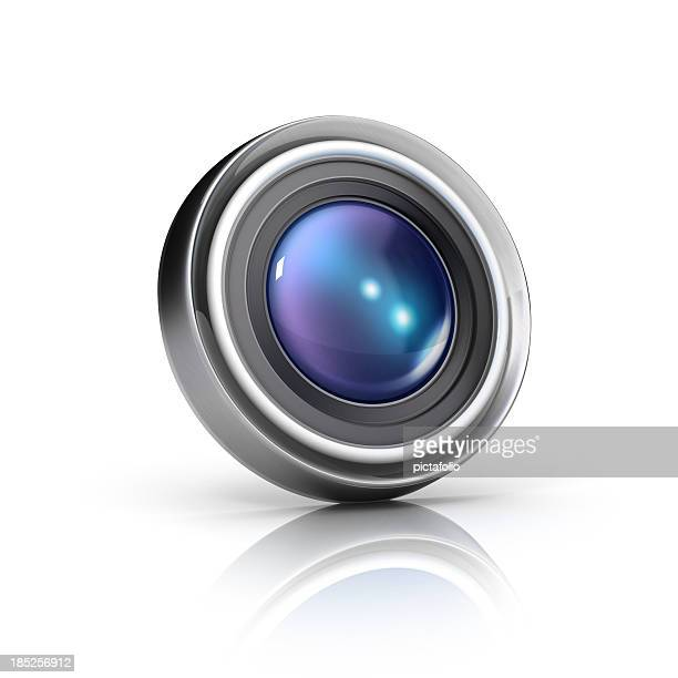 Icona Fotocamera lente