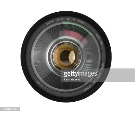 Camera Lens : Stockfoto