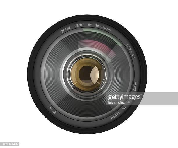 Lentille de la caméra