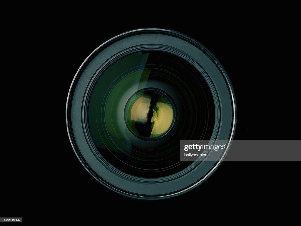 Camera Lens. : Stock Photo