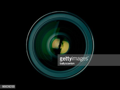 Camera Lens.