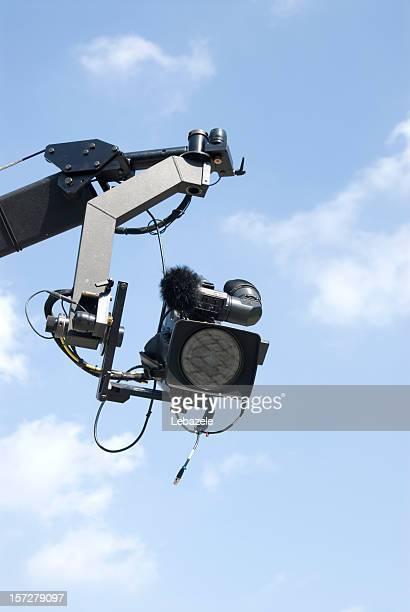 Camera on Crane or Jib