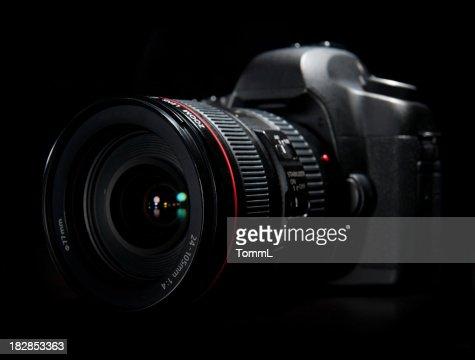 Digital Single Lens Reflex Camera Stock Photos and ...