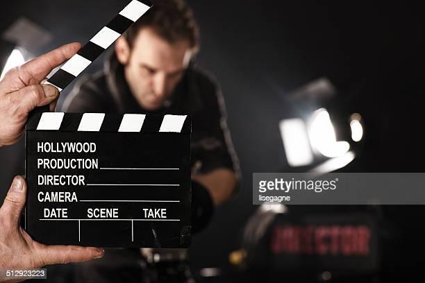 Cameraman sur feu