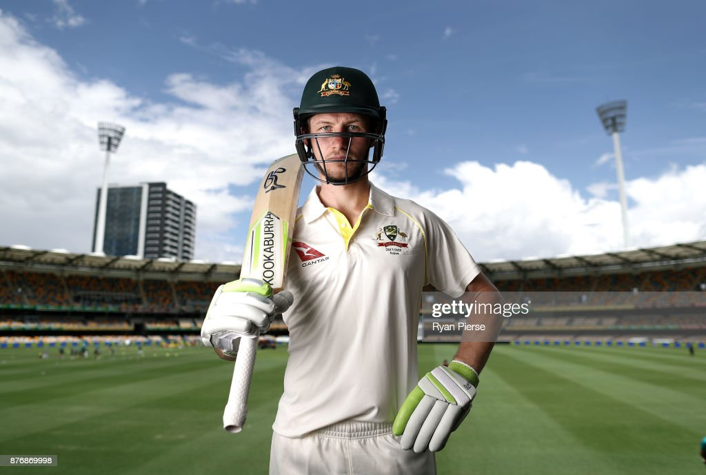 Cameron Bancroft Portrait Session