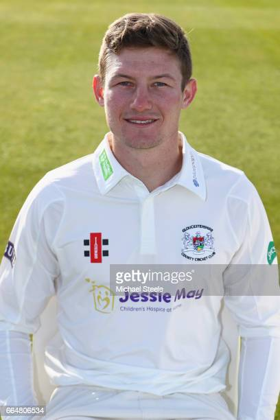Cameron Bancroft of Gloucestershire in the Specsavers County Championship kit during the Gloucestershire County Cricket photocall at The Brightside...