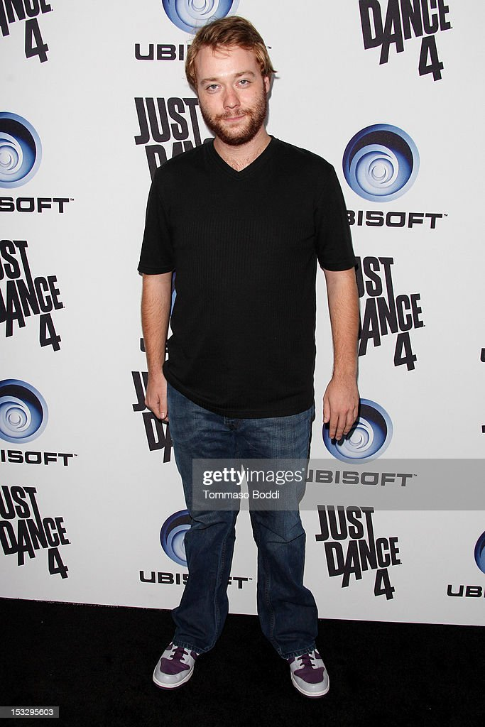 Cameron Bowen attends the Ubisoft presents the launch of 'Just Dance 4' held at Lexington Social House on October 2, 2012 in Hollywood, California.
