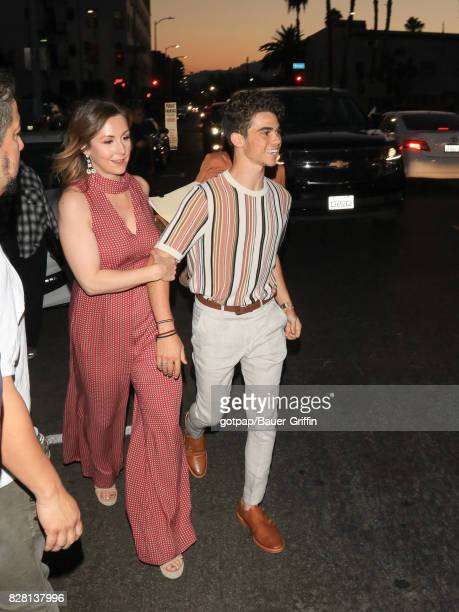 Cameron Boyce is seen on August 08 2017 in Los Angeles California