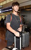 Cameron Dallas Arrives In Tokyo