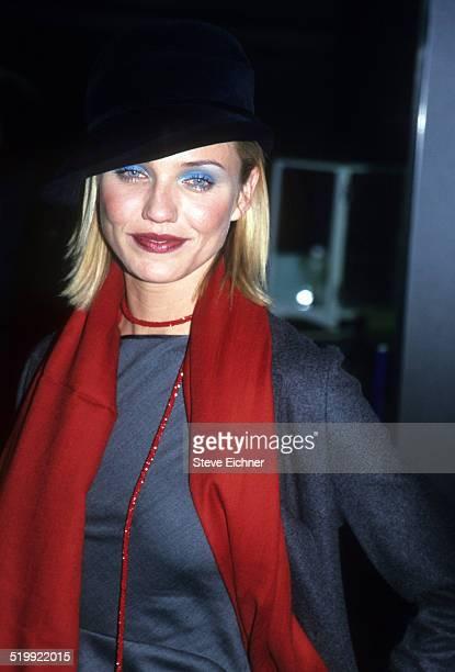 Cameron Diaz at premiere of 'Very Bad Things' New York November 16 1998