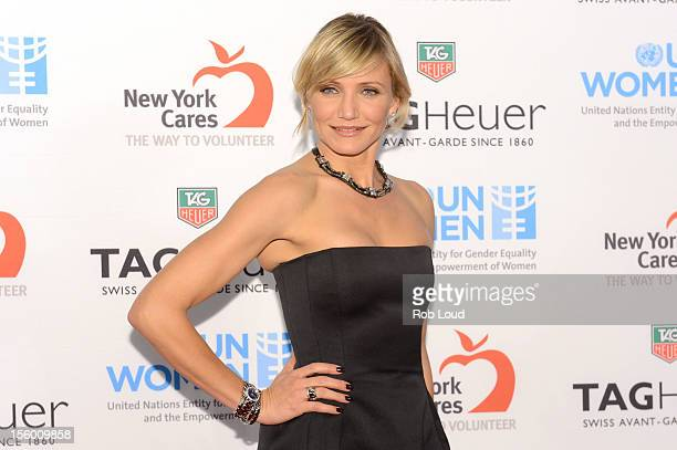 Cameron Diaz attends TAG Heuer Celebrates A Night Under The Stars With Ambassador Cameron Diaz To Launch LimitedEdition LINK And Benefit UN Women And...