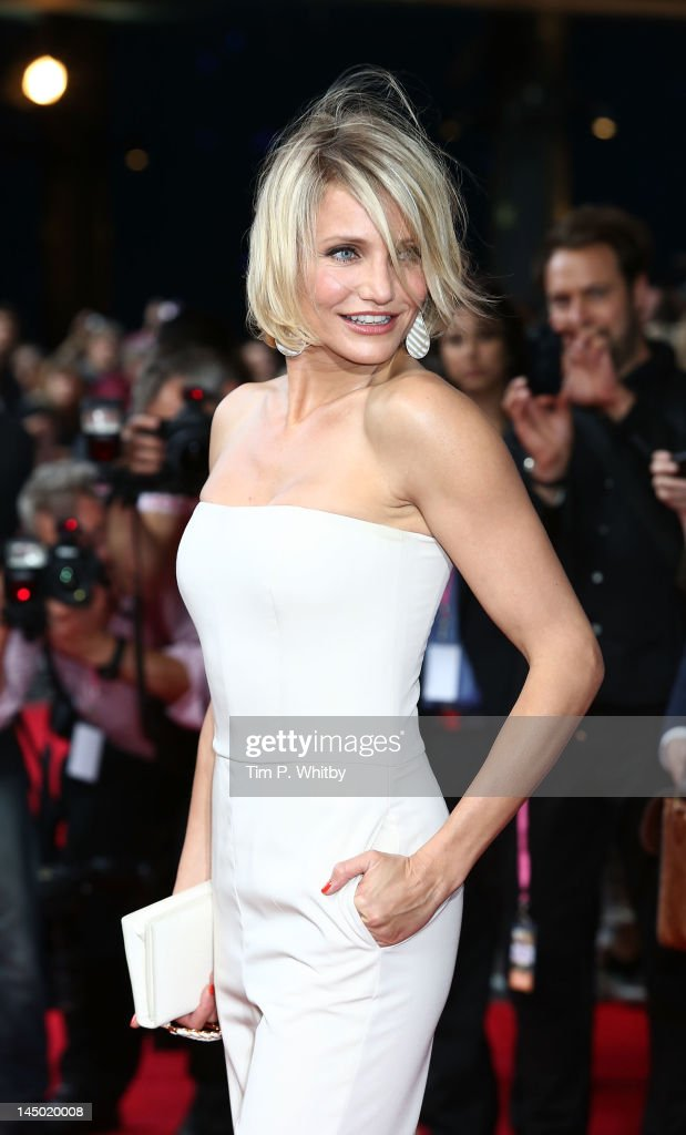 <a gi-track='captionPersonalityLinkClicked' href=/galleries/search?phrase=Cameron+Diaz&family=editorial&specificpeople=201892 ng-click='$event.stopPropagation()'>Cameron Diaz</a> attends the UK film premiere of 'What To Expect When You're Expecting' at BFI IMAX on May 22, 2012 in London, England.