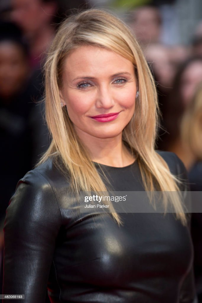 <a gi-track='captionPersonalityLinkClicked' href=/galleries/search?phrase=Cameron+Diaz&family=editorial&specificpeople=201892 ng-click='$event.stopPropagation()'>Cameron Diaz</a> attends the UK Gala premiere of 'The Other Woman' at The Curzon Mayfair on April 2, 2014 in London, England.